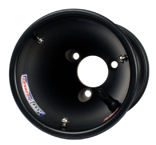 "Douglas Magnesium Rear Wheel ""Solid"" 210mm"