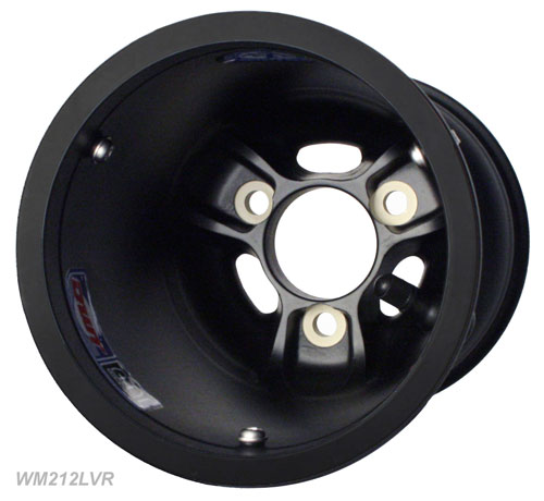 "Douglas Magnesium Rear Wheel ""Vented"" 210mm"